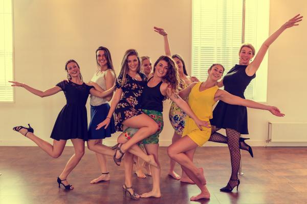 Salsa Workshop in Middelburg